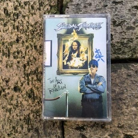 (TAPE) Suicidal Tendencies ‎/ The Art Of Rebellion <rock / thrash>