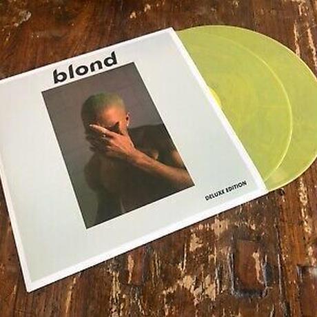 (2LP) frank ocean / blond   <neo soul>