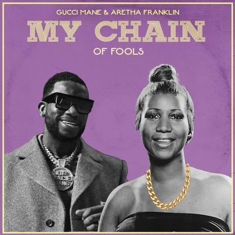 "(7"") Gucci Mane - Black Star meets Aretha Franklin / Mush up EP  <hiphop / rap / mush up>"