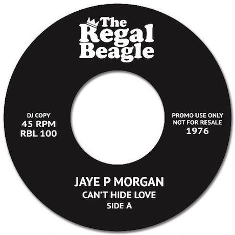 "(7"") Jaye P. Morgan / Can't Hide Love   <soul / boogie>"