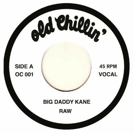 "(7"") BIG DADDY KANE / RAW    <HIPHOP / RAP>"