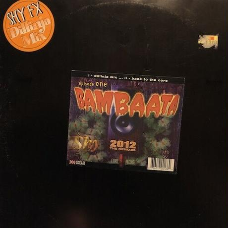 "(12""/ USED) Shy FX / Bambaata 2012 Episode 1  <ragga jungle / d'n'b>"
