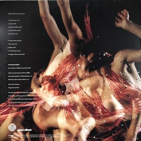 (2LP) DJ Rels / Theme For A Broken Soul < breakbeats / future soul>>