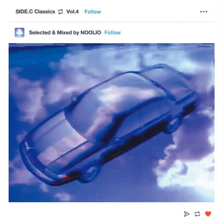 (MIXCD) NOOLIO / sideC Classics vol.4