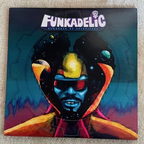 (3LP/used) V.A. / Funkadelic Reworked Detroit   <SOUL / FUNK / Boogie>
