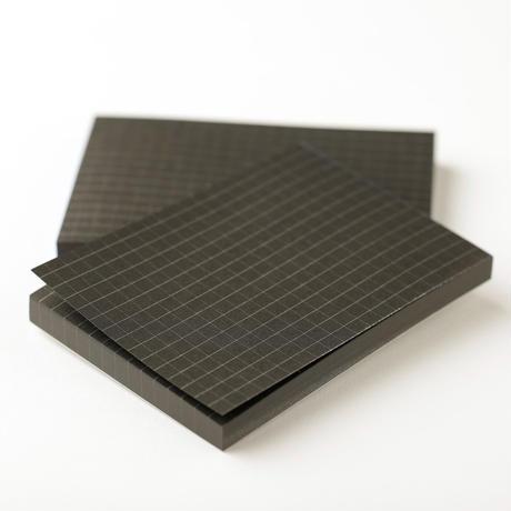 黒いメモ帳