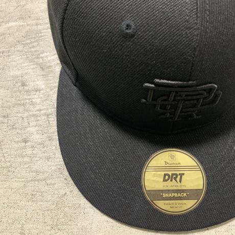 DORT 3D BB CAP 2018 C/# BLACK LOGO