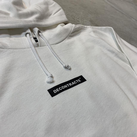 Pullover Hoodie 20002 C/# WHITE