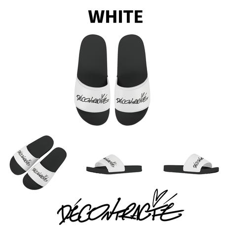 描生×Décontracté Shower sandals(予約生産)