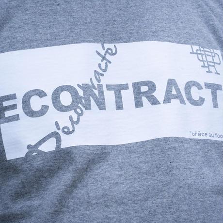 Random Logo L Tshirt C/# GRAY