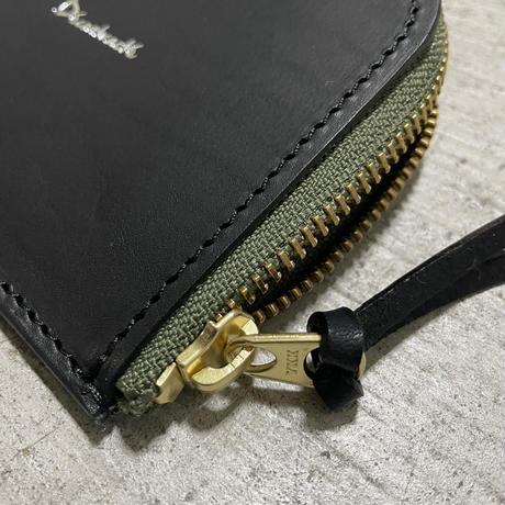 DELIFE × Décontracté Minimal Zip Wallet