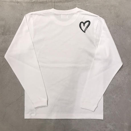 Mini Logo L Tshirt 18022 C/# WHITE