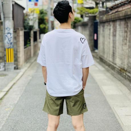 Big Silhouette T-Shirt  C/# WHITE(予約生産)