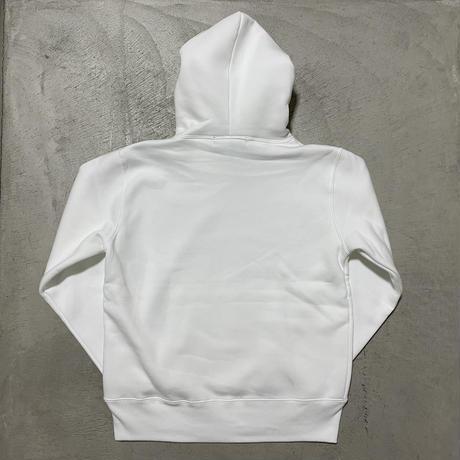 描生 × Décontracté Hoodie C/# WHITE