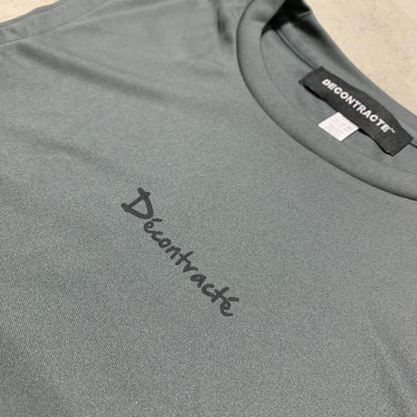 Dry Silky  Nosleeve shirt 20011 C/#  GRAY