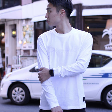 Transparent L Tshirt 2016  C/# WHITE