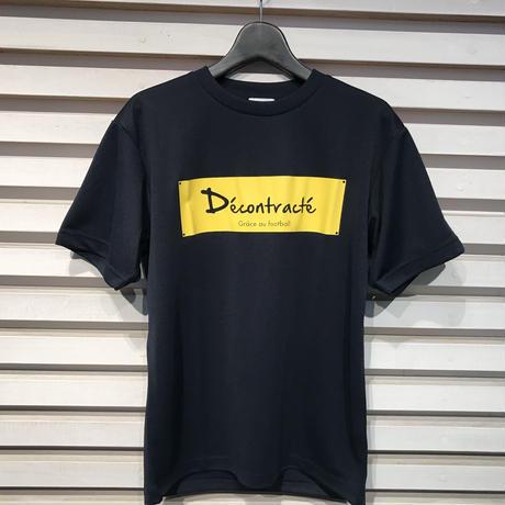 D16SS-009《Box Logo Dry Tshirt》C/#NAV×YEL
