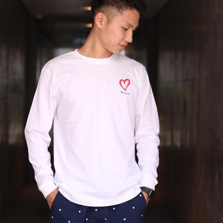 Reprint L Tshirt 2011  C/# WHITE