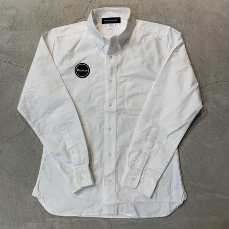 Oxford Buttondown Shirt 2005  C/# WHITE