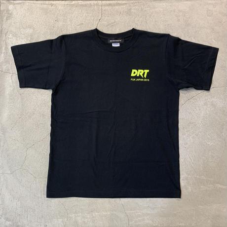 1Point DRT Tshirts 2008  C/# BLK×NEON