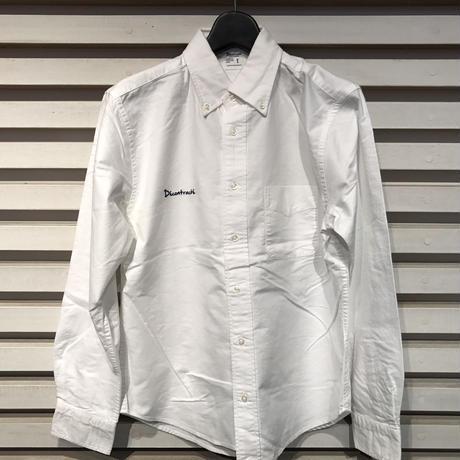 D16AW-001《Oxford  Shirts》C/# WHITE