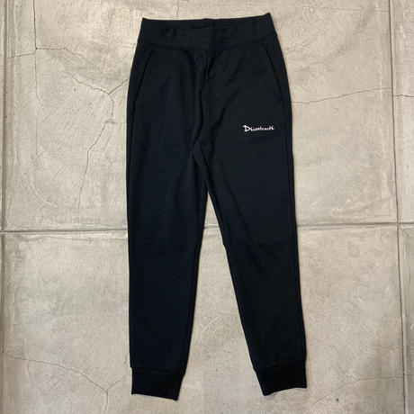 Dry Cotton Pants 19003 C/# BLACK