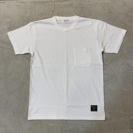 Pocket Tshirt 19008 C/# WHITE