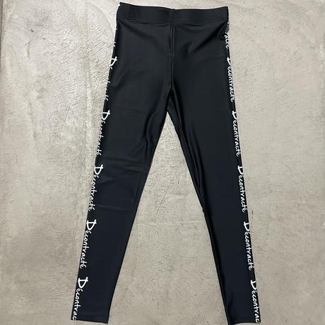 Long Spats 2012  C/# BLACK