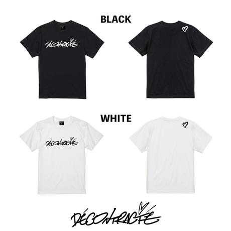 描生×Décontracté Cotton Tshirts(予約生産)
