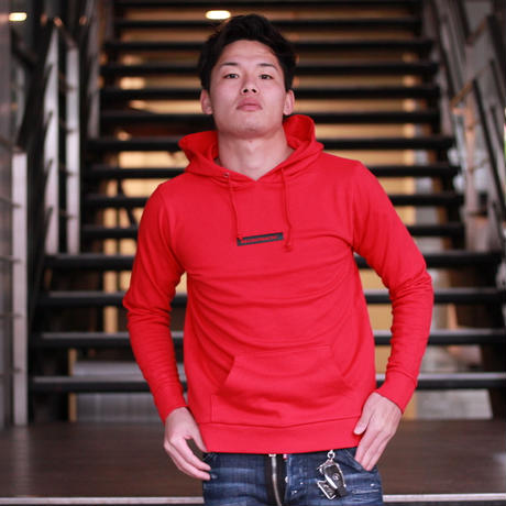 Pullover Hoodie 20002 C/# RED