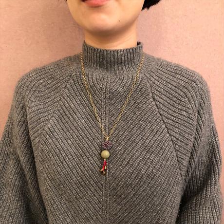 【ロングネックレス】a.g.t.a.m. ネックレス N192-5001