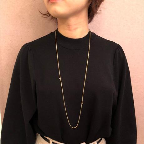 【ロングネックレス】a.g.t.a.m. ネックレス N156-3101