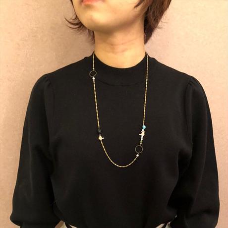 【ロングネックレス】a.g.t.a.m. ネックレス ag-LN01