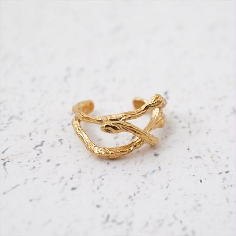 satela 小枝 イヤーカフ (ゴールド) 片耳販売