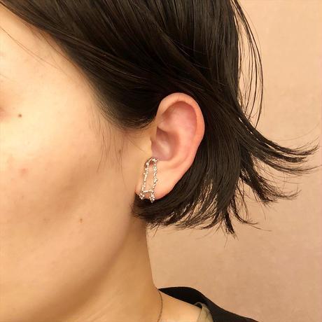 satela 増殖 イヤーカフ 大 (シルバー) 両耳販売