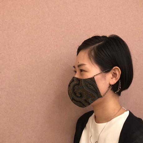 調節できる布マスク