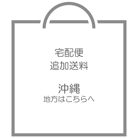 宅配便追加料金★沖縄