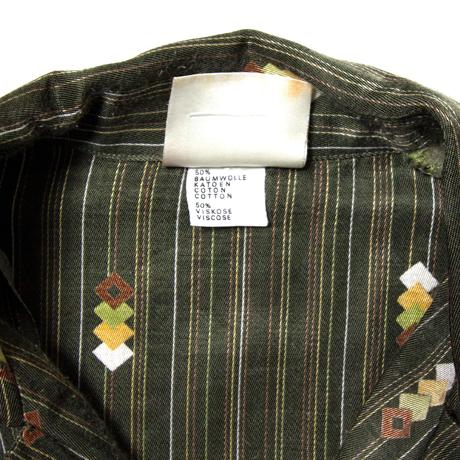 iomo / EU Satin Pajama Shirts