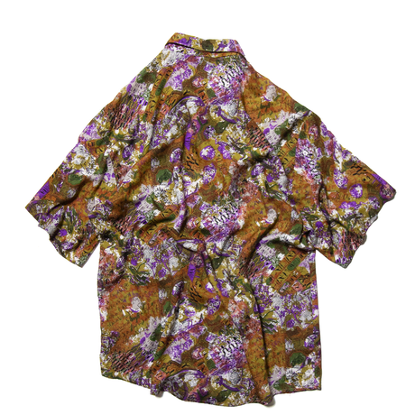Bon Homme / All Over Patterned Rayon Shirts