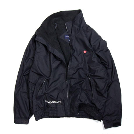 Brack Berry / Nylon Shell Jacket