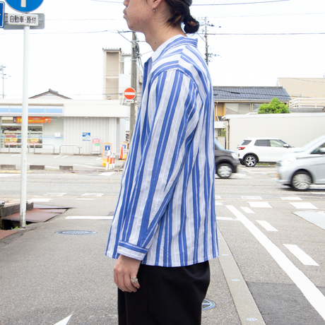 Eichsfeld / EU Stripe Pajama Shirts