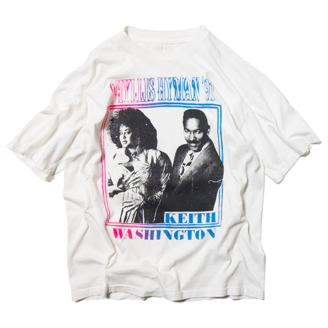 '91 Phyllis Hyman / SS T-shirts