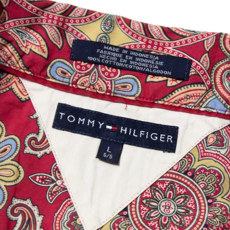 Tommy Hilfiger / Paisley Pattern Cotton Shirts