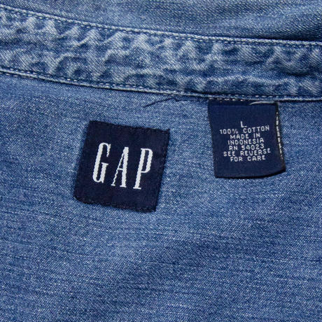 Gap / BD Denim Shirts
