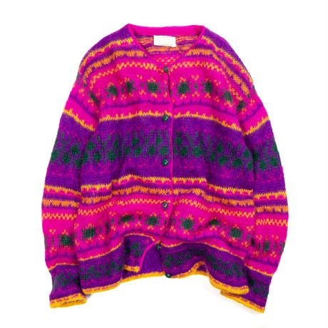 United Colors of Benetton / Mohair Cardigan
