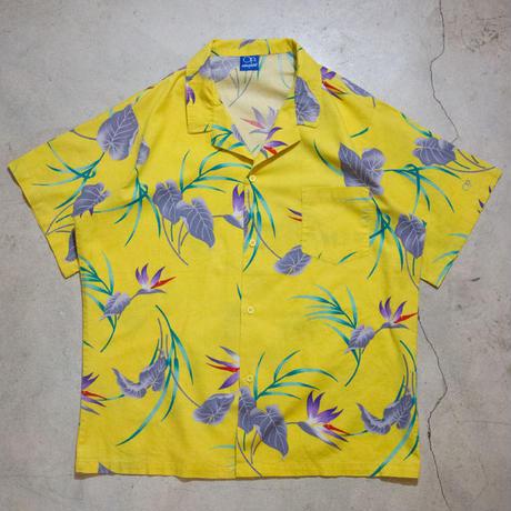 80's Ocean Pacific S/S Aloha Shirts オーシャンパシフィッック アロハ