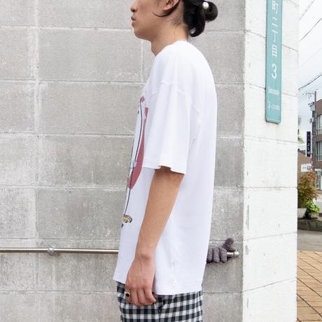 Japan Made 80's SS T-shirts