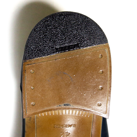 Elastomere / Coin Loafers EUR43 28cm