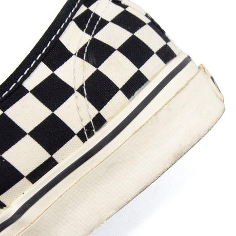 Vans / Authentic Checkerboard US9 27.0cm