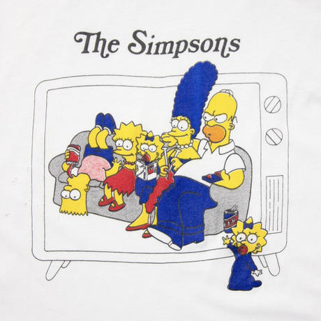 80's The Simpsons / SS T-shirts